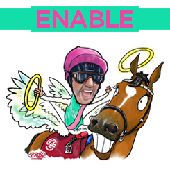 Enable & Frankie Dettori